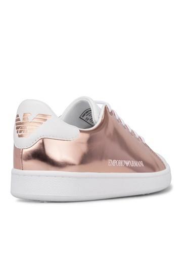 Emporio Armani Sneakers Pudra